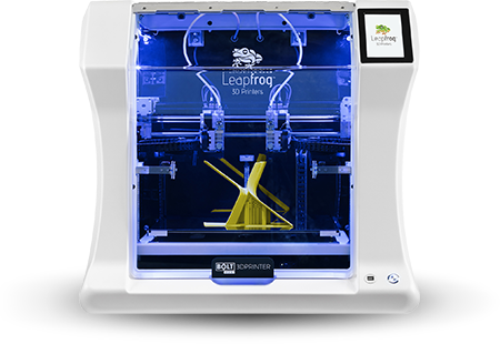 Leapfrog 3D Printers Bolt Pro