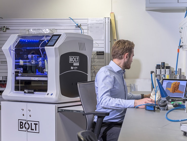 3D Printer For Office And Factory