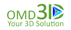 OMD 3D Logo