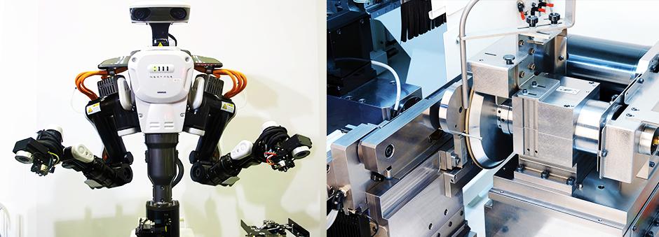Rollomatic Front Testimonial Leapfrog 3D printers