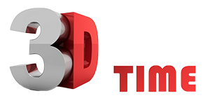 3d Time Italy logo
