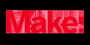 MAKE MAGAZINE logo