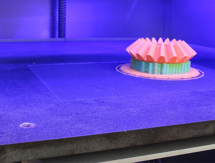 Xeed 3D Printer Heated Chamber