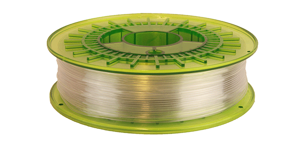 Clear FILAMENT, 3D PRINTING, LEAPFROG