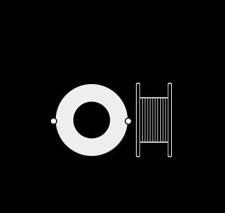Filament Spool Diameter