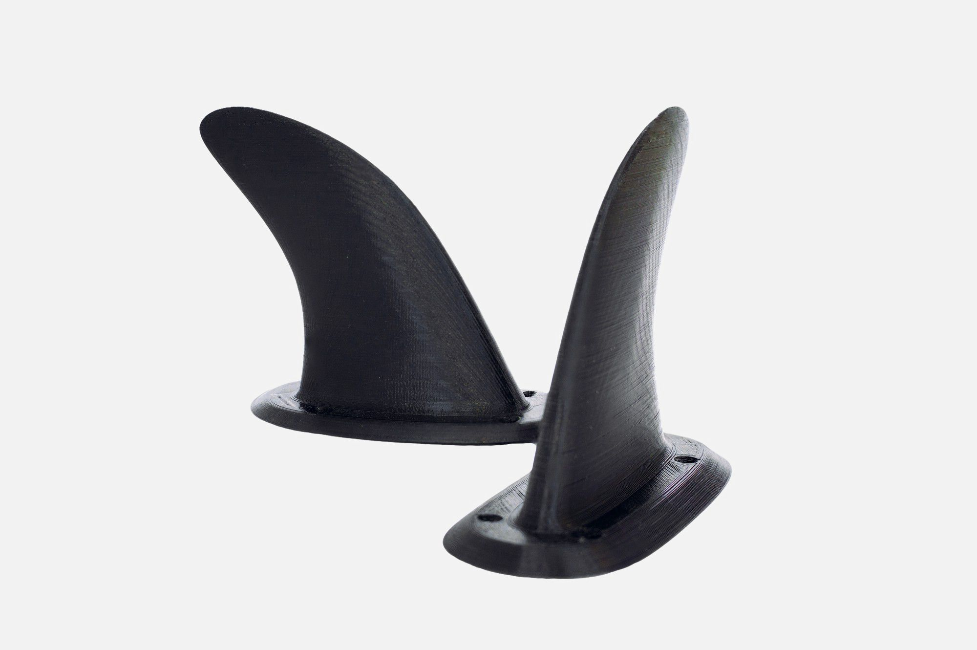 3d printed surboard fins using Nylon filament