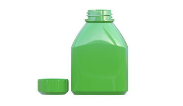 PETG Medicine Bottle