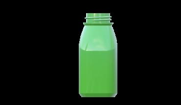 PETG Medicine Bottle side